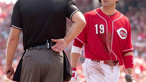 Sept. 7: Joey Votto