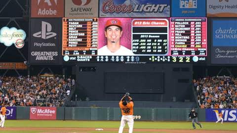 Yusmeiro Petit, Giants — Sept. 6, 2013