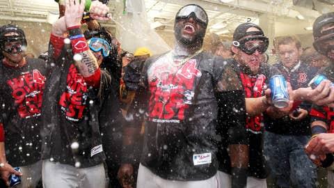 AL East champions!