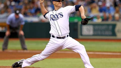 Sept. 21: Alex Cobb