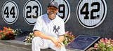 Yankees closer Mariano Rivera honored around the league