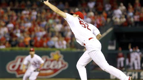 Michael Wacha, Cardinals — Sept. 24, 2013