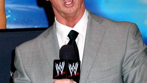 APPLICANT: Vince McMahon
