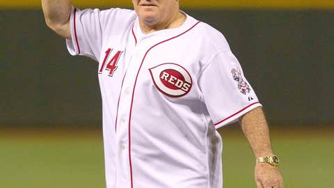 APPLICANT: Pete Rose