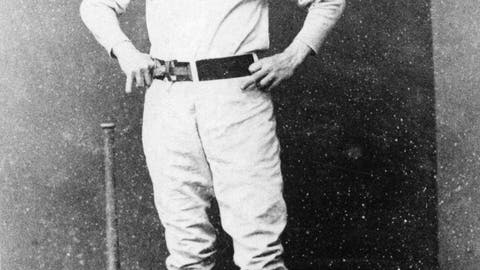 APPLICANT: Old Hoss Radbourn