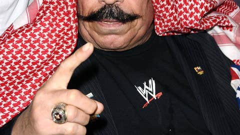 APPLICANT: The Iron Sheik