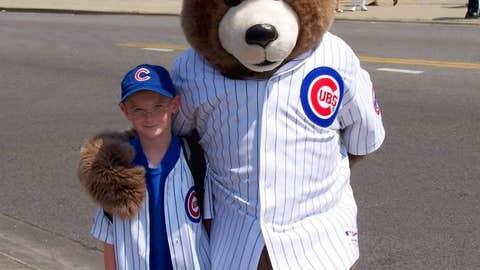 Billy Cub, Chicago Cubs