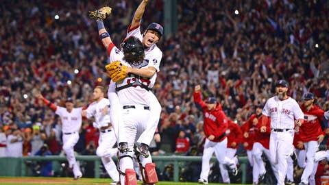 Boston's bullpen