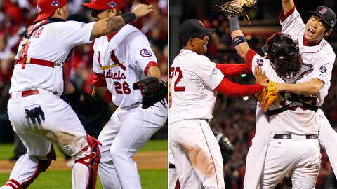 Cards vs. Red Sox IV