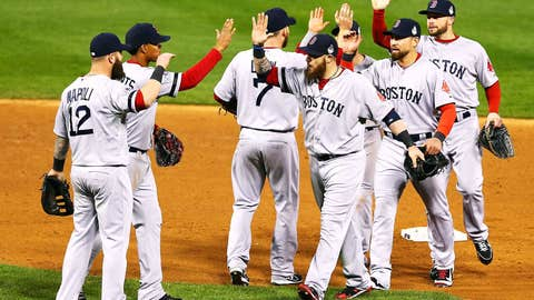 Game 4: Sox 4, Cards 2