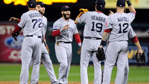 Game 5: Sox 3, Cards 1