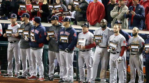 World Series Stands Up 2 Cancer again