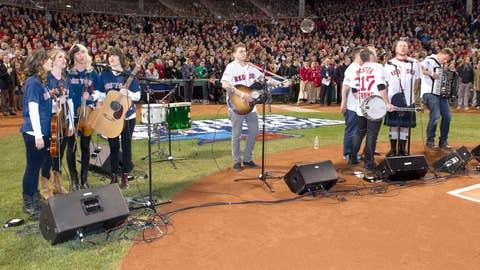 Boston-style anthem