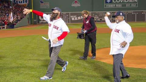 Red Sox legends