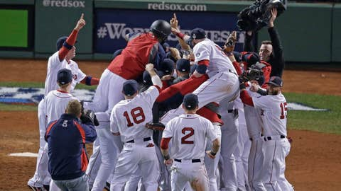 Game 6: Sox 6, Cards 1