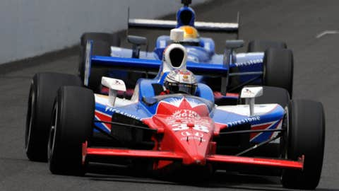 Second best stat of the day: Graham Rahal