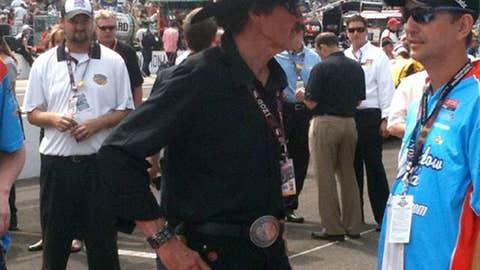 Best NASCAR guest appearance: Richard Petty