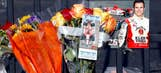 Fans pay tribute to Dan Wheldon