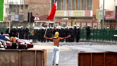 Bahrain Riots