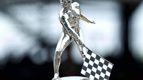 Trophy man
