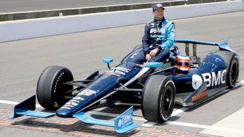 Best rookie: Rubens Barrichello