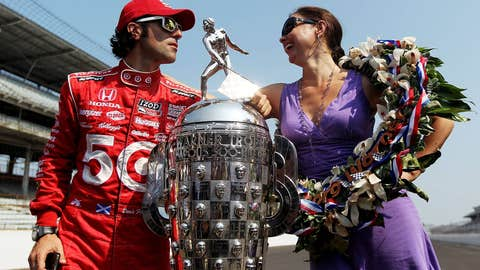 Dario Franchitti, one win