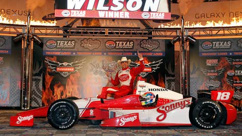 Justin Wilson, one win