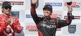 IndyCar Series 2012 race winners