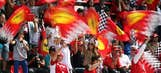 Formula One Spanish Grand Prix action gallery