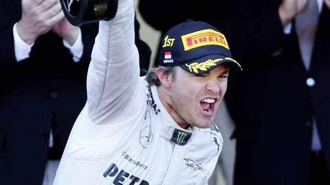 Nico Rosberg, two wins