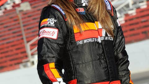 Hot Women Racers: No. 11