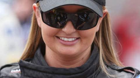 Hot Women Racers: No. 12
