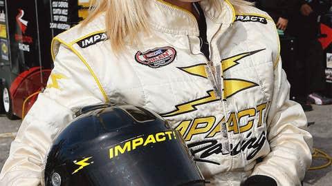 Hot Women Racers: No. 14