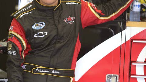 Hot Women Racers: No. 15