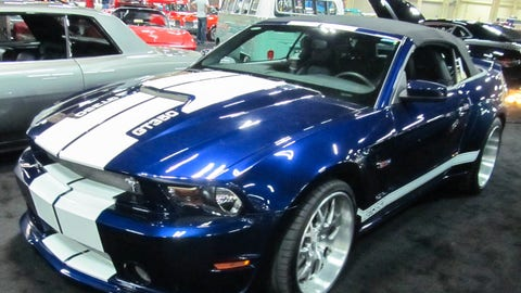 Shelby's Swan song
