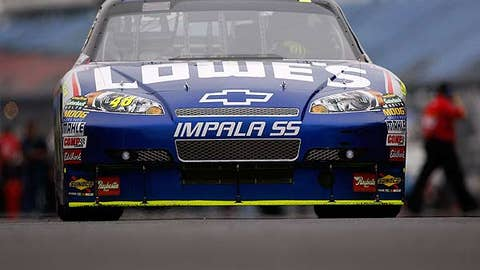 Blue Chip: Jimmie Johnson