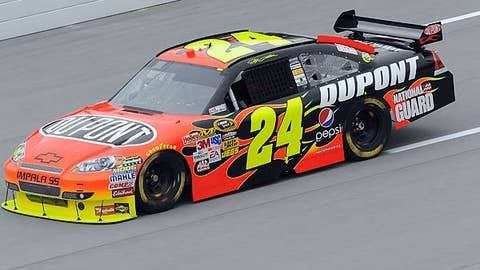 Blue chip: Jeff Gordon