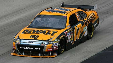 Blue chip: Matt Kenseth