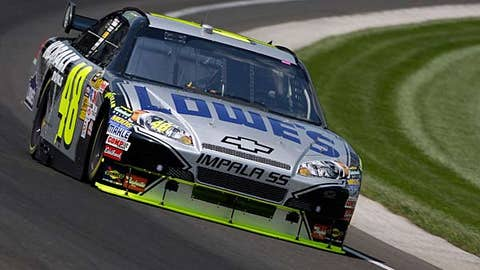 Blue chip prospect: Jimmie Johnson