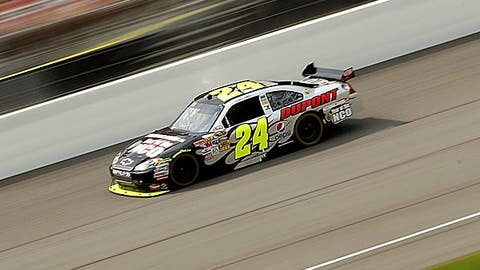 Blue chips: Jeff Gordon