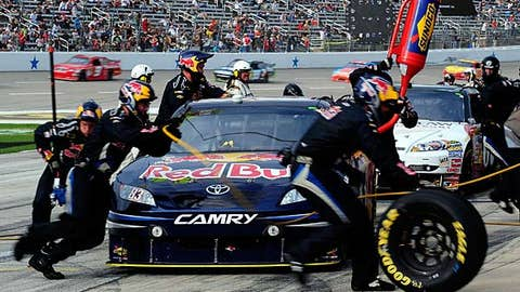 Brian Vickers, Red Bull Racing (520 points behind leader)