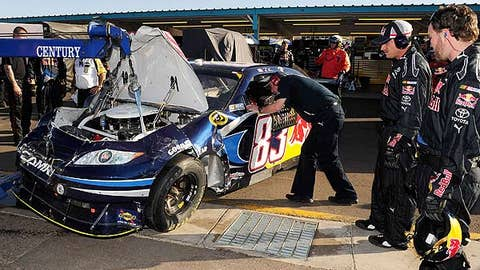Brian Vickers, Red Bull Racing (666 points behind leader)