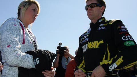Carl Edwards, Roush Fenway Racing (437 points behind leader)