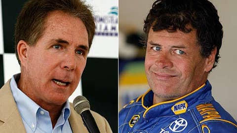Darrell and Michael Waltrip