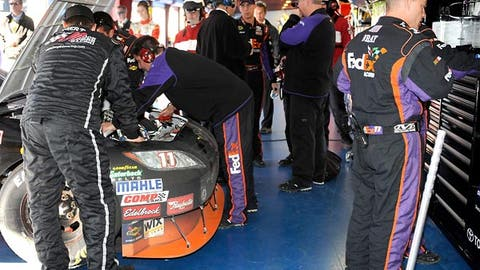 Denny Hamlin, Joe Gibbs Racing (448 points behind leader)