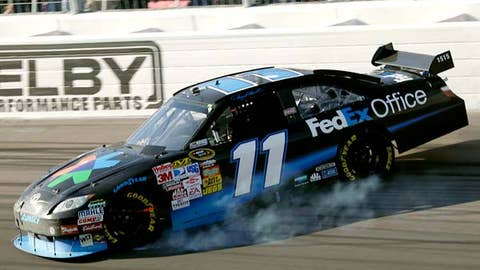 Denny Hamlin, Joe Gibbs Racing -- B