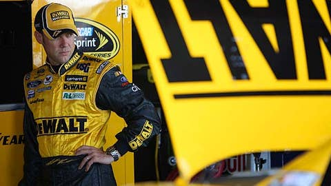 Dewalt retools its sponsorship sans Kenseth