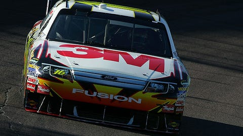 Hot -- Greg Biffle