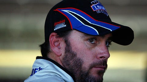 Hot -- Jimmie Johnson