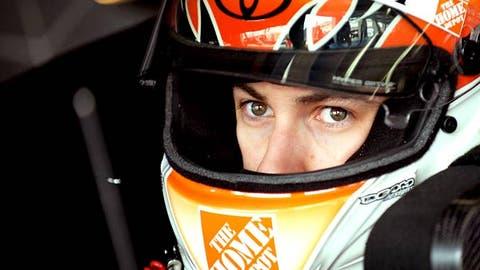 Joey Logano, Joe Gibbs Racing -- A